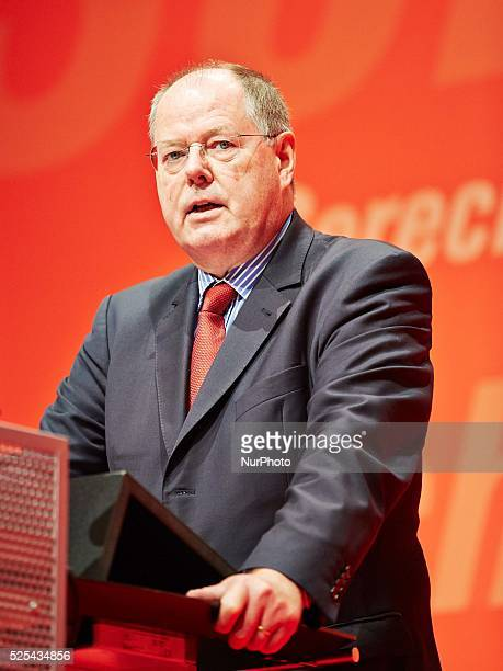 Speech of the SPD candidate for chancellor Peer Steinbrueck at the 21st Annual Trade Union Congress of the IG BAU in Berlin From 9 to 12 September...