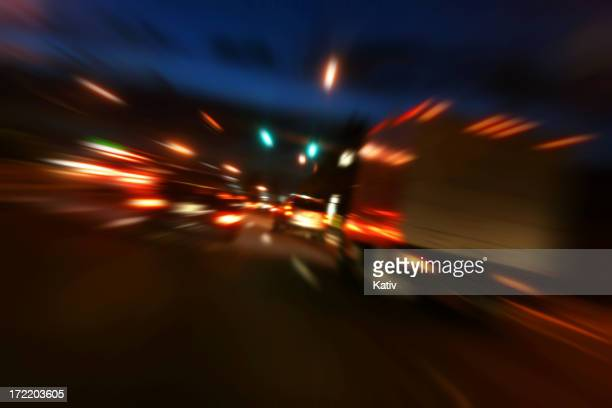Speed and Drunk Driving