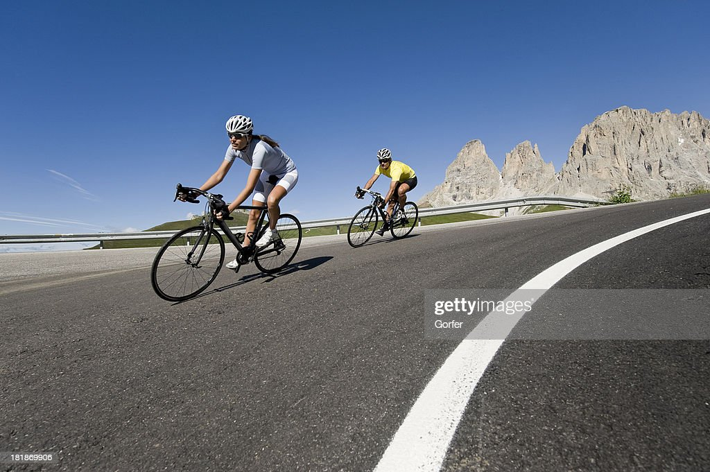 Speed for road cycling is all