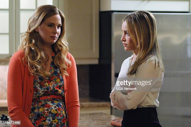 AFFAIRS 'Speed of Life' Episode 4 Pictured Anne Dudek as Danielle Brooks Piper Perabo as Annie Walker