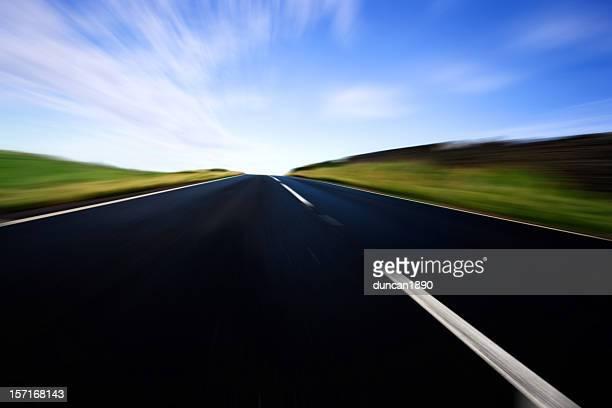 Speed Open Road