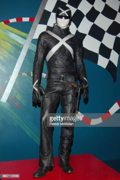 Speed Racer attends LACMA Costume Council exclusive preview of FIDM's 17th Annual Art of Motion Picture Costume at Fashion Institute of Design and...