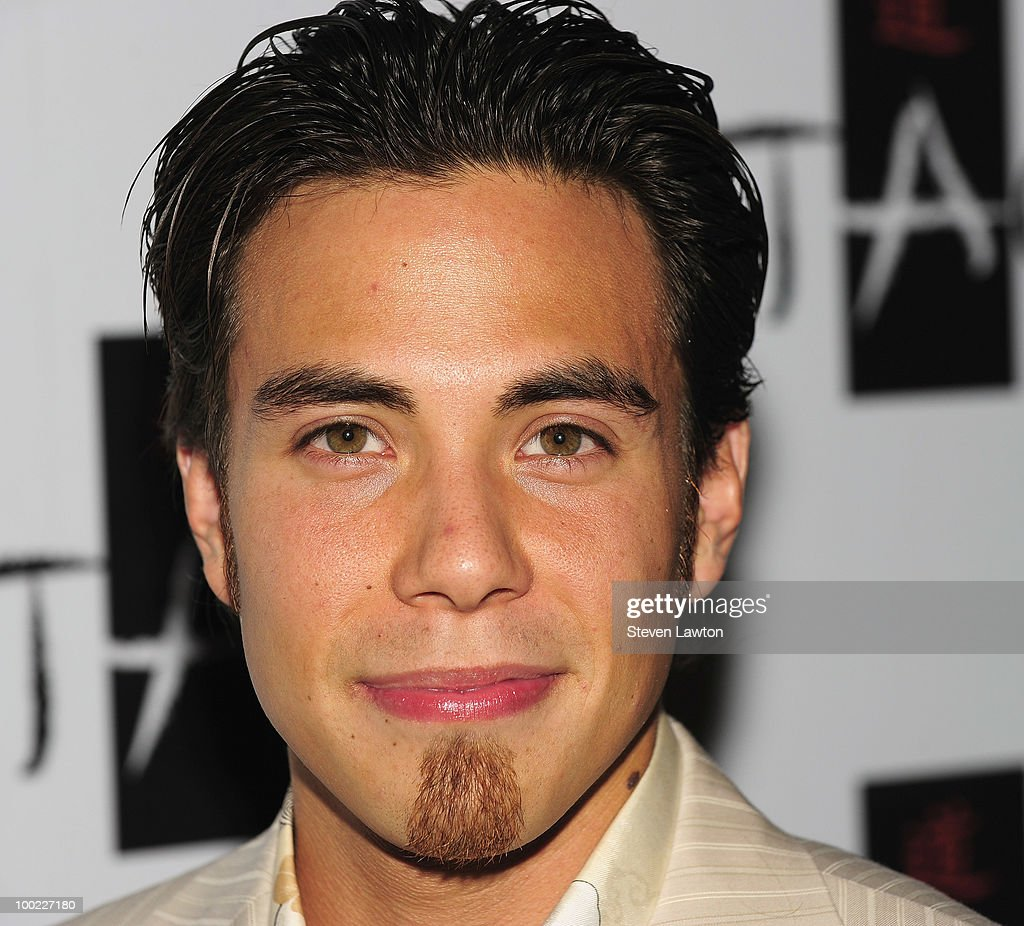 Olympiad Apolo Ohno Celebrates His Birthday At TAO Nightclub