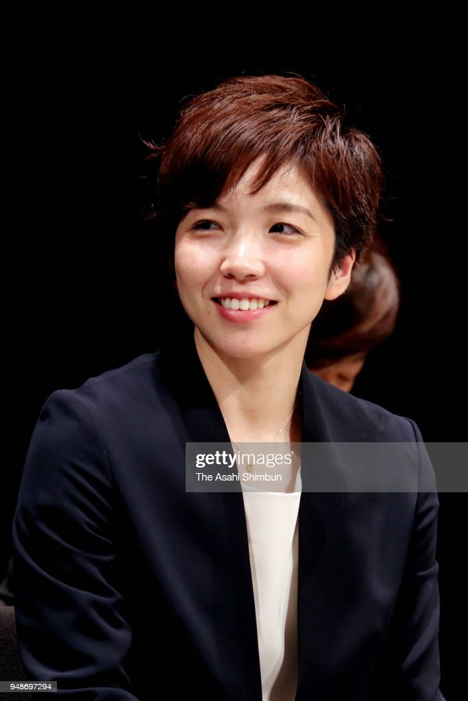 Speed Skaters Nao Kodaira And Lee Sang-hwa Attend Talk Show