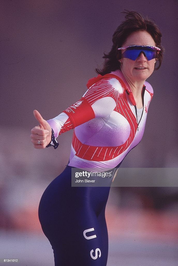 USA Bonnie Blair, 1992 Winter Olympics Pictures | Getty Images