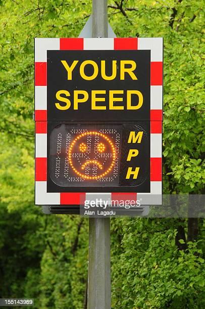 Speed trap, Jersey.