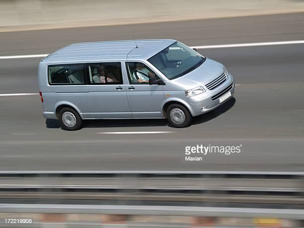 Aceleração Minivan
