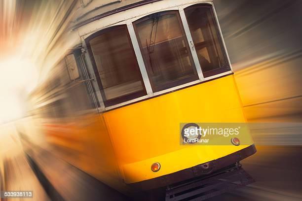 Accélérer le tramway