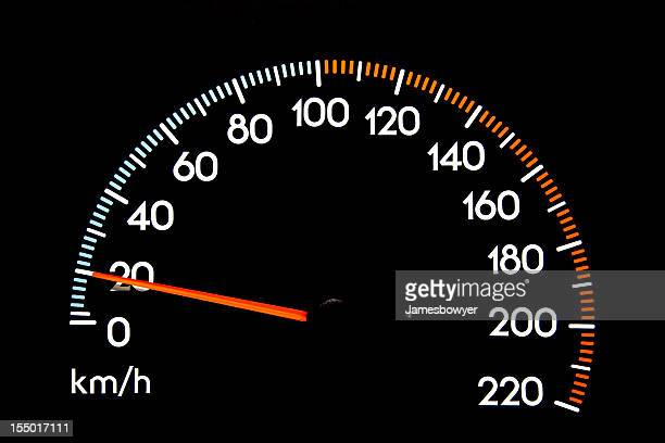 speedometer 20 kmh - number 20 stock pictures, royalty-free photos & images
