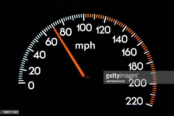 Tachometer 70 km/h