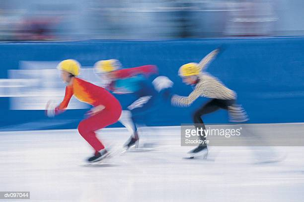 Speedskaters
