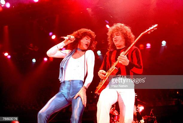 REO Speedwagon on 2/5/81 in Chicago Il in Various Locations