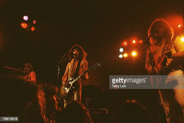 REO Speedwagon performing at The Hammersmith Odeon London 1981