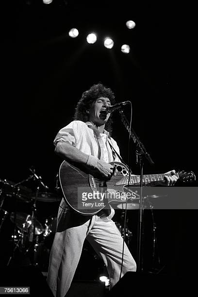 REO Speedwagon performing at The Hammersmith Odeon London 1985