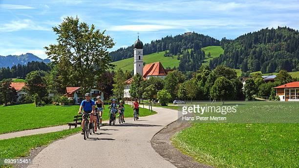 Speiden near Eisenberg, Allgäu, Bavaria