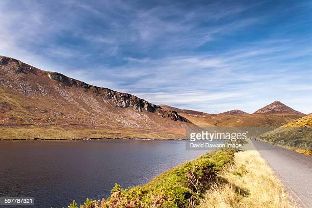 Spelga Dam Mourne Mountains Northern Ireland