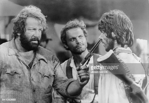Spencer Bud *Schauspieler Italien mit Terence Hill in dem Film 'Die rechte und die linke Hand des Teufels' 1969