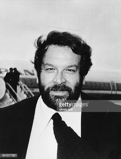 Spencer Bud *Schauspieler Italien Portrait 1978