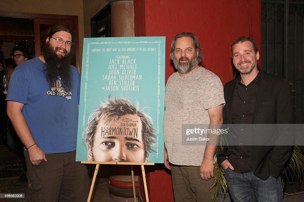 """Harmontown"" - Los Angeles Special Screening : News Photo"