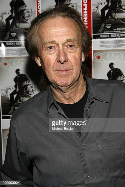 Spencer Davis during Quadrophenia Musical Theatre Performance at The Avalon in Hollywood California United States