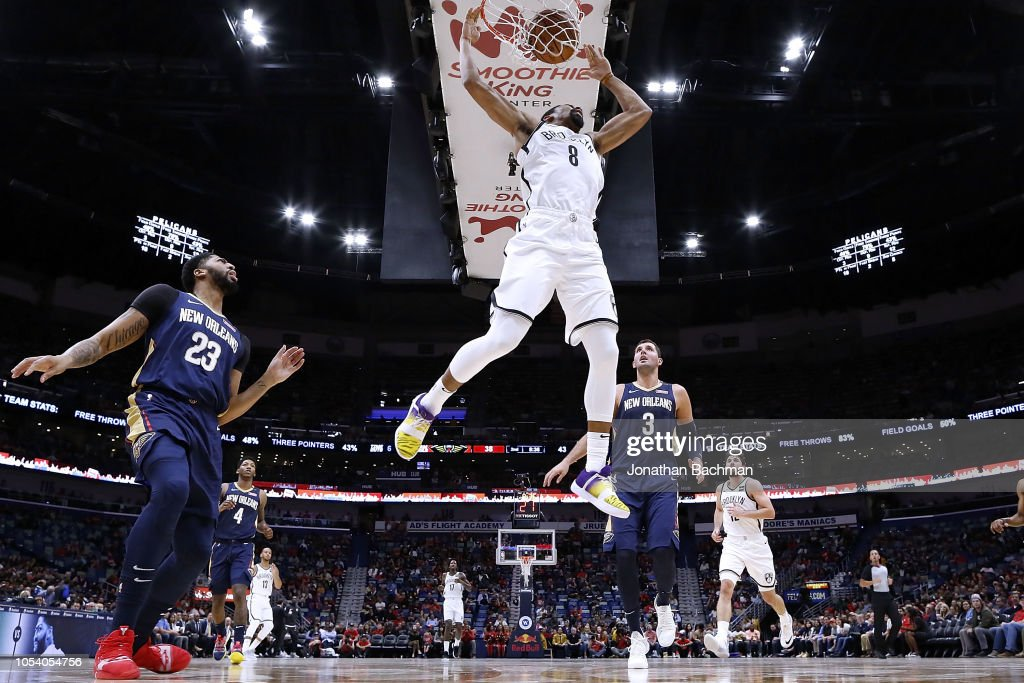 Brooklyn Nets v New Orleans Pelicans : News Photo