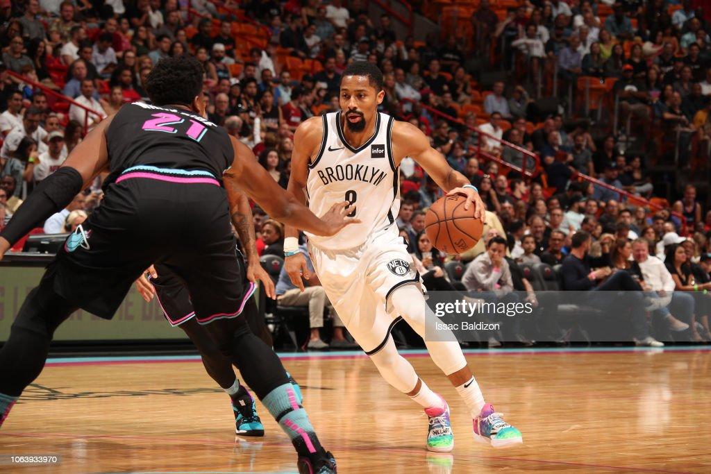 Brooklyn Nets v Miami Heat  News Photo