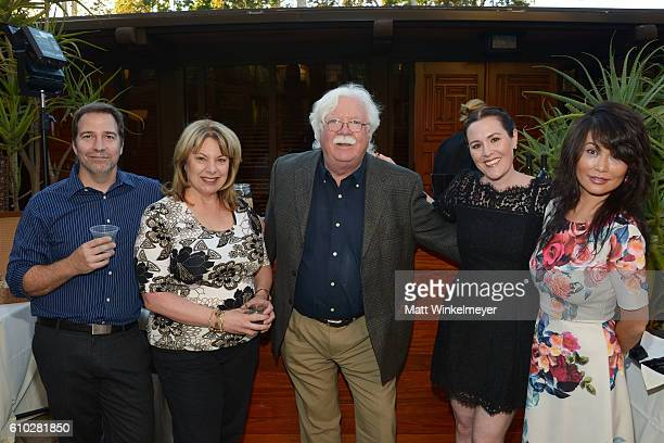 2016 Spencer Laudiero Marie Ambrosino Ron MacFarlane Rachael MacFarlane and Xiao Xiang attend the Heaven On Earth Gala The Perry MacFarlane Legacy...