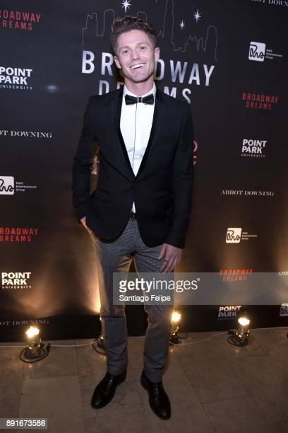 Spencer Liff attends the 10th Annual Broadway Dreams Supper at The Plaza Hotel on December 12 2017 in New York City