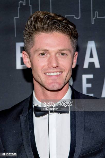 Spencer Liff attends the10th Annual Broadway Dreams Supper at The Plaza Hotel on December 12 2017 in New York City