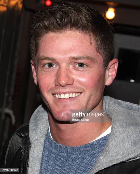 Spencer Liff during an unveiling of an original prop from the original Equus from 1974 at The Broadhurst Theatre on November 12 2008 in New York City