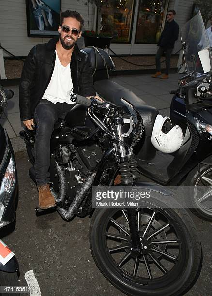 Spencer Matthews attending the Taylor Morris Collection Launch Party on May 20 2015 in London England