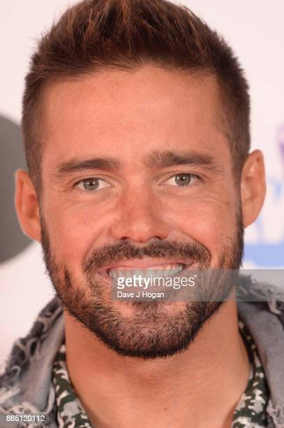 Spencer Matthews attends the BBC Radio 1 Teen Awards 2017 at Wembley Arena on October 22 2017 in London England