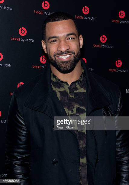 Spencer Paysinger attends Beats By Dr Dre special event At Marquee New York on January 31 2014 in New York City