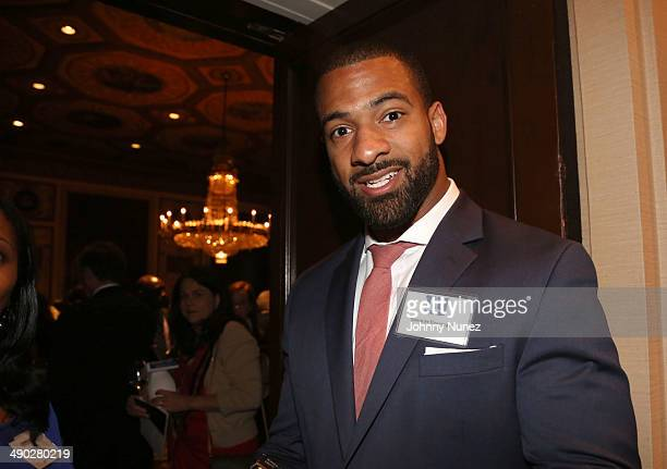 Spencer Paysinger attends the 21st Annual Gridiron gala at The Waldorf=Astoria on May 13 2014 in New York City