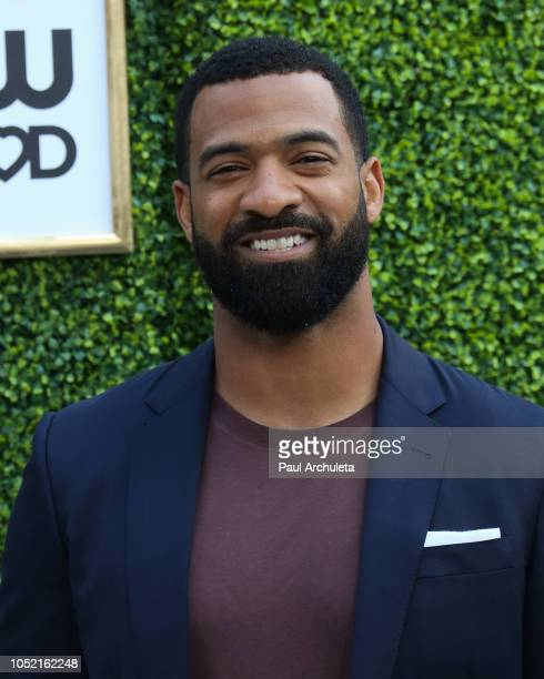 Spencer Paysinger attends the CW Network's fall launch event at Warner Bros Studios on October 14 2018 in Burbank California
