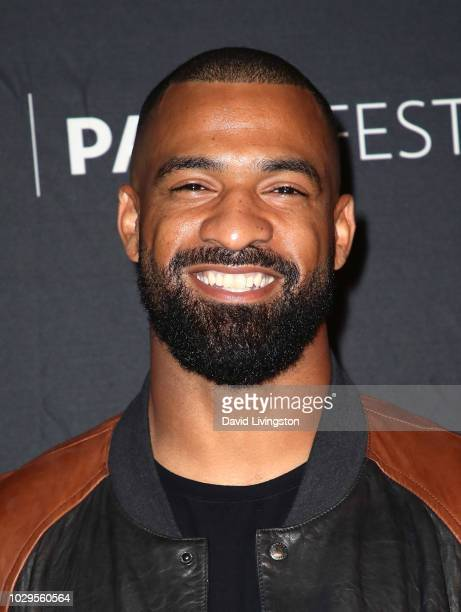 Spencer Paysinger from All American attends The Paley Center for Media's 2018 PaleyFest Fall TV Previews The CW at The Paley Center for Media on...