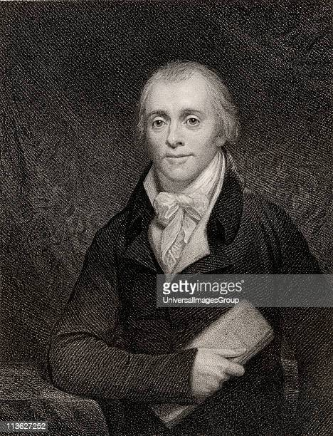 Spencer Perceval 17621812 British Prime Minister from 1809 until his assassination in 1812 Engraved by Picart after Sir W Beechery From the book...