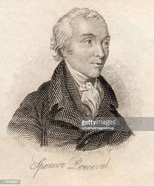 Spencer Perceval 17621812 British statesman and Prime Minister from 1809 until his assassination in 1812 From the book Crabbs Historical Dictionary...