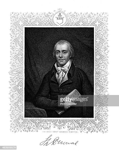 Spencer Perceval British statesman and Prime Minister 19th century Perceval became Prime Minister in 1809 Three years later he became the first...