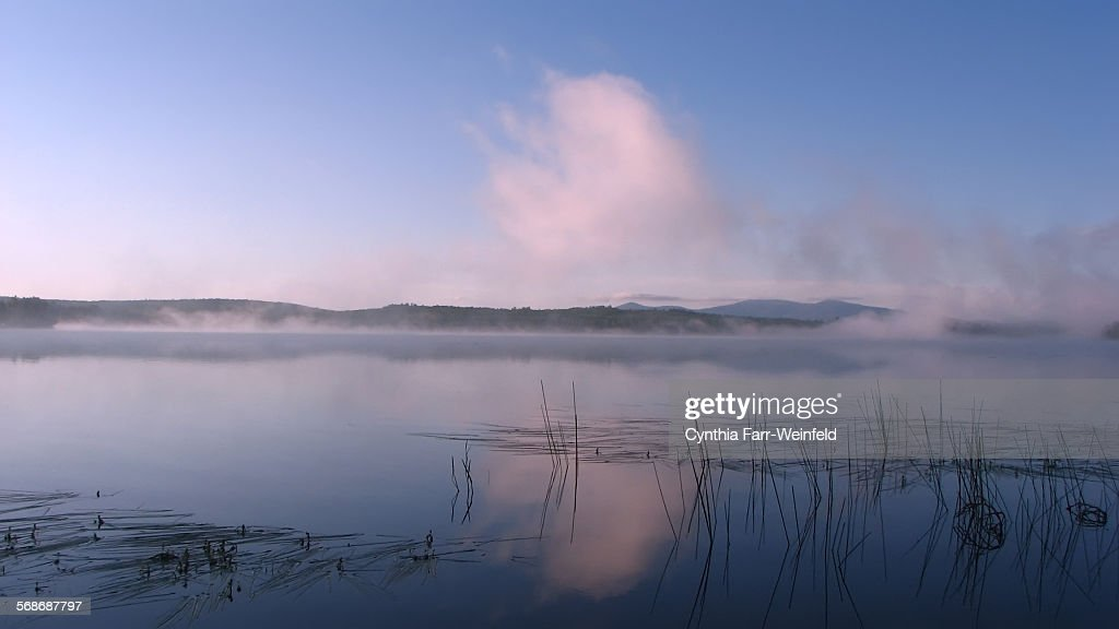 Spencer pond bliss : Stock Photo
