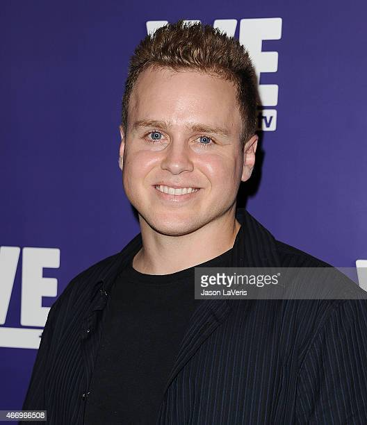 Spencer Pratt attends The Evolution Of The Relationship Reality Show at The Paley Center for Media on March 19 2015 in Beverly Hills California