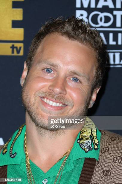 Spencer Pratt attends WE tv celebrates the premiere of 'Marriage Boot Camp' at SkyBar at the Mondrian Los Angeles on October 10 2019 in West...