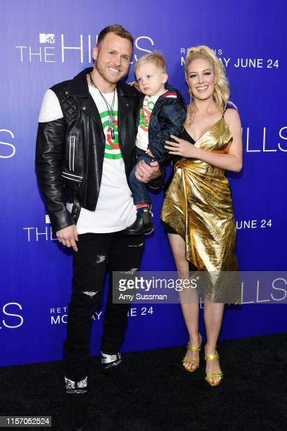 Spencer Pratt Connor Pratt and Heidi Pratt attend the premiere of MTV's The Hills New Beginnings at Liaison on June 19 2019 in Los Angeles California