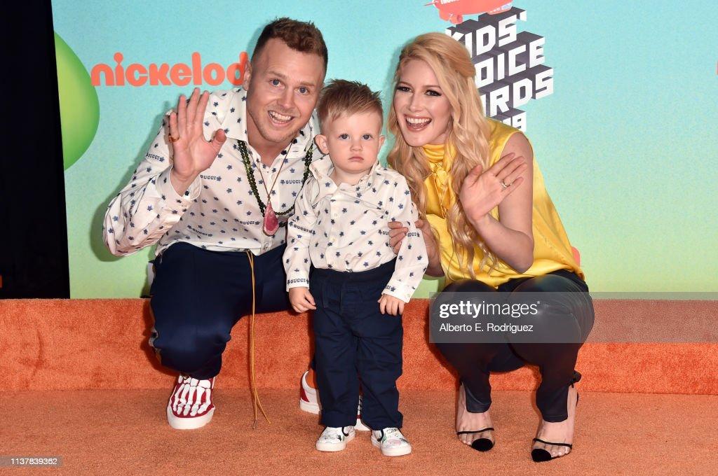 CA: Nickelodeon's 2019 Kids' Choice Awards - Arrivals