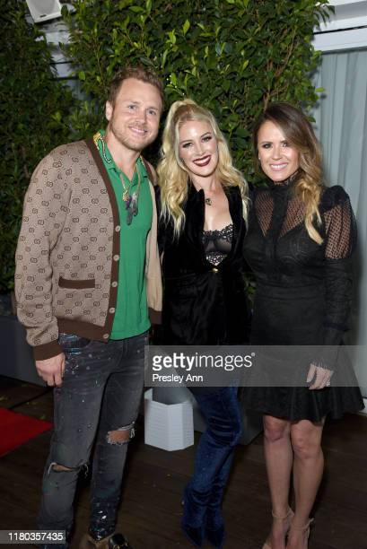 Spencer Pratt Heidi Montag and Trista Sutter attend WE tv Celebrates The 100th Episode Of The Marriage Boot Camp Reality Stars Franchise And The...