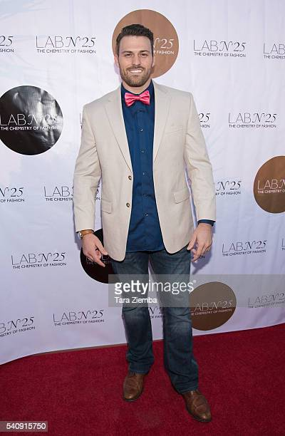 Spencer Thomas attends Lab No 25 Launch Party at SIXTY Beverly Hills on June 16 2016 in Beverly Hills California