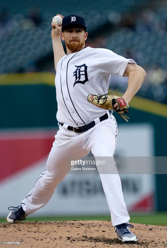 MI: Miami Marlins v Detroit Tigers