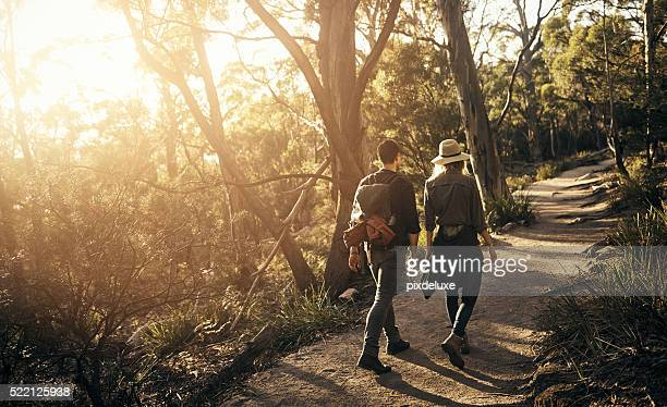 spending a weekend in the wilderness - australia stock pictures, royalty-free photos & images