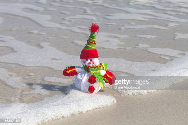 Spending Christmas at thebeach