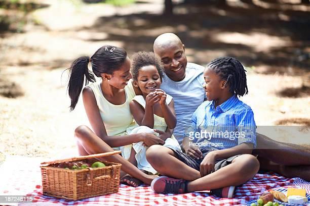 Passez du temps en famille à l'extérieur